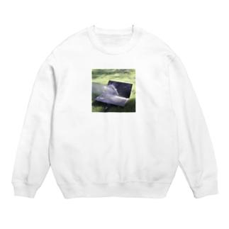 ふぁっく仕事Tシャツ Sweats