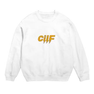 cilF  (ロゴのみ) Sweats