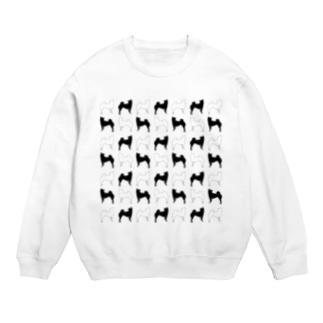 柴犬パターン2 Sweats