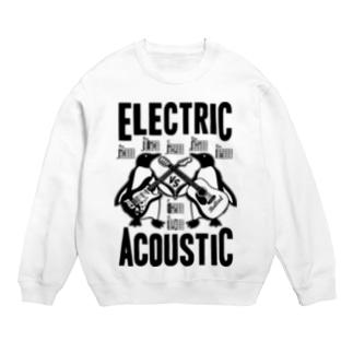 ELECTRIC×ACOUSTIC PENGUIN Sweats