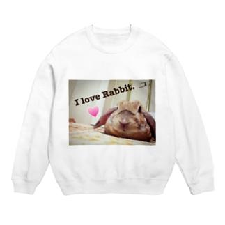 I love Rabbit. Sweats