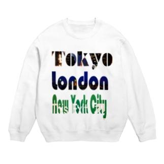 Tokyo×London×New York Sweats