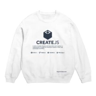 CreateJS Sweats