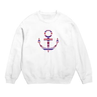 Anchor(Stripe) Sweats