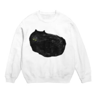 夏の黒猫 Sweat