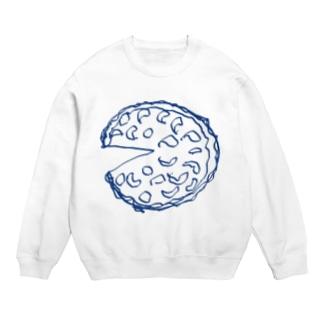7/8ピザTシャツ Sweats