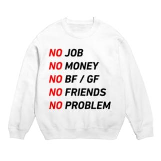 mnのNo Job, No Money, No Problem Sweats
