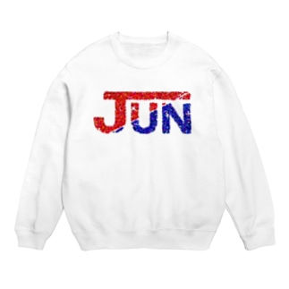 Jun red and blue Sweats
