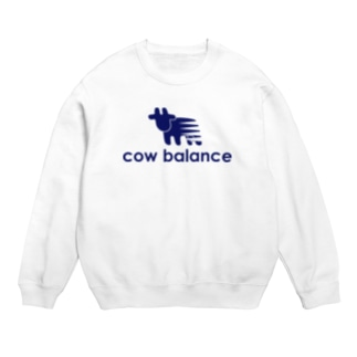 cow balance(blue) Sweats