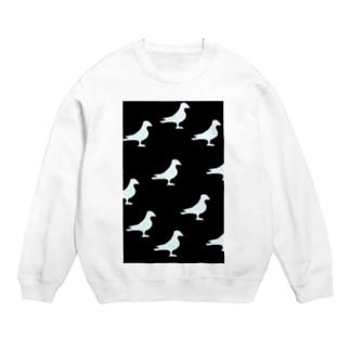 鳥&鳥&鳥 Sweats