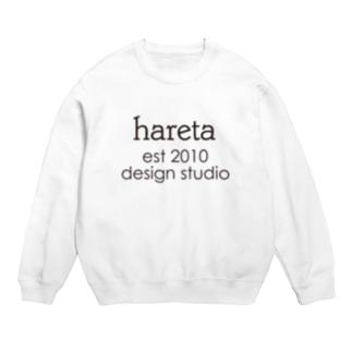 haretaのロゴ Sweats