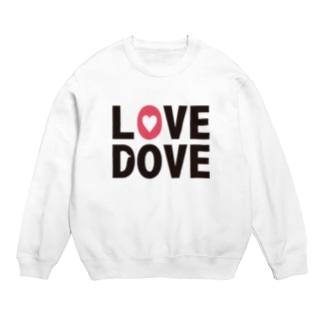 LOVE DOVE Sweats