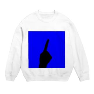 ワンハンド・ブルー Sweats