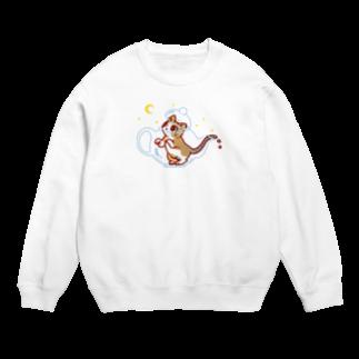 OKOMEchanの猫TEA Sweats