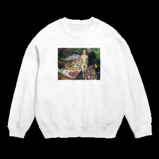 Art Baseのムンク / マラーの死 /Death of Marat I / Edvard Munch /1907 Sweats