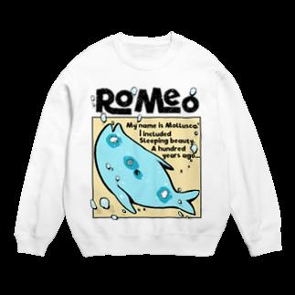 SHOP ROMEO のRomeo My name is mollusca Sweats