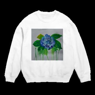 ✈オノウエ コウキの紫陽花の涙 Sweats