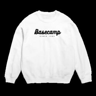 BASE-CAMPのBASE CAMP BLACK02 Sweats