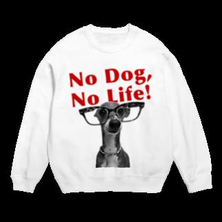 イロハのNo dog,No life! 赤 Sweats