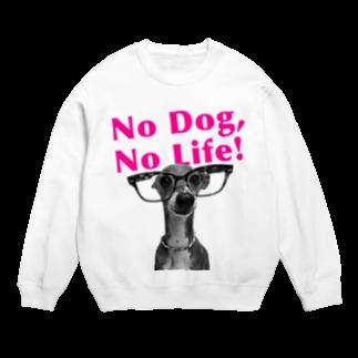 イロハのNo dog,No life! ピンク Sweats
