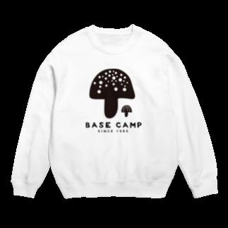 BASE-CAMPのBASE キノコ 01 Sweats