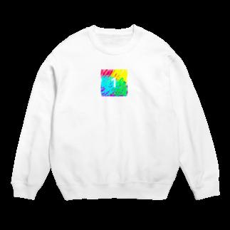 nek_oneの虹色とワン Sweats