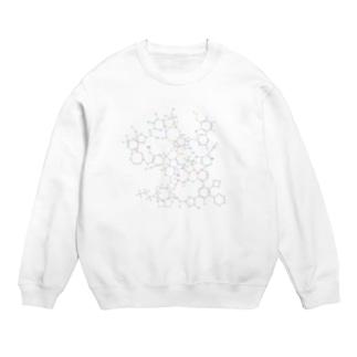 化学構造式シリーズ5 Sweats
