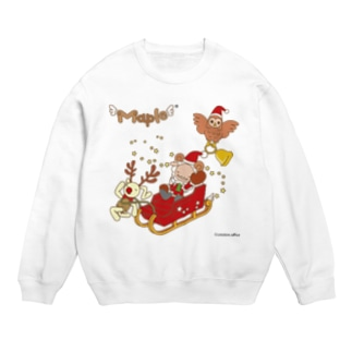 メープルサンタとクリスマス Sweats