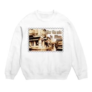 ギリシャ:雨上がりのアテネ★白地の製品だけご利用ください!! After the rain in Athens/Greece★Recommend for white base products only !! Sweats