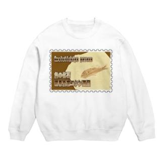魚の化石:硬骨魚綱ニシン亜目★白地の製品だけご利用ください!! Fish Fossil: Gosiutichys parvus★Recommend for white base products only !!  Sweats