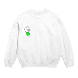 チビィズ(緑) Sweats