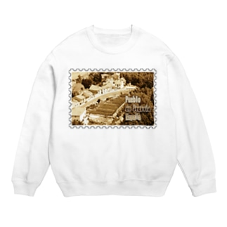 FUCHSGOLDのスペイン:セゴビア郊外の村★白地の製品だけご利用ください!! Spain: village in Segovia★Recommend for white base products only !! Sweats