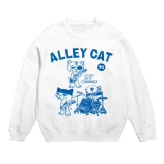 ALLEY CAT 〜ドラ猫モータース〜 Sweats