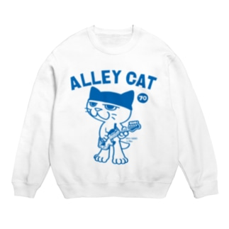 ALLEY CAT 〜ドラ猫モータース ベース/ショベル〜 Sweats
