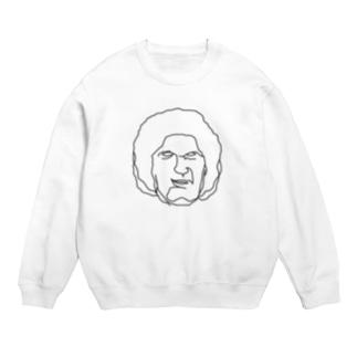 大巨人 イラストTシャツ 偉人 Sweats