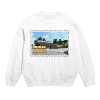 日本の城:甲府城(舞鶴城)★白地の製品だけご利用ください!! Japanese castle: Kofu castle ( Maizuru castle)★Recommend for white base products only !! Sweats