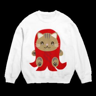 株式会社猫 (Aloha Mac Creation)の株式会社猫 まじお店長お弁当シリーズ ウィンナーver Sweats