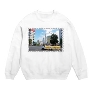 東京都:東京スカイツリー★白地の製品だけご利用ください!! Tokyo: Tokyo Skytree from Asakusa★Recommend for white base products only !! Sweats