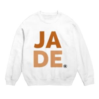 JADE Big Logo トレーナー Sweats