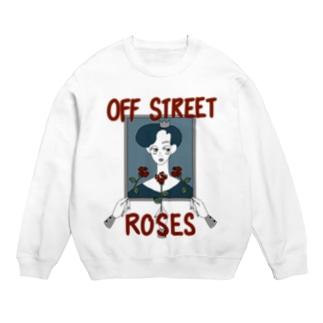 路地裏ROSES Sweats