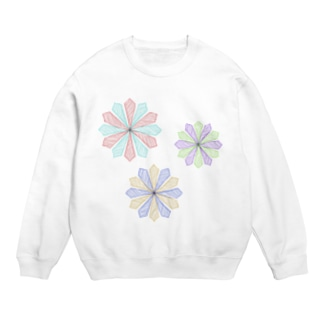 RAKUGAKI(Flowers) Sweats