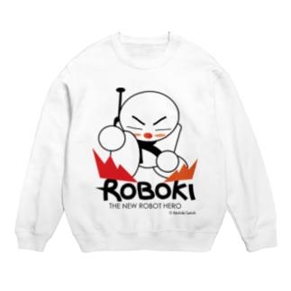 ROBOKI(ロボキ)LANDING Sweats
