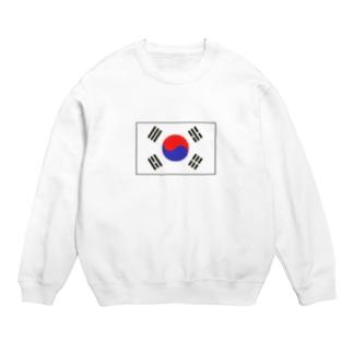 韓国ロゴ Sweats