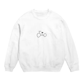 自転車 Sweats