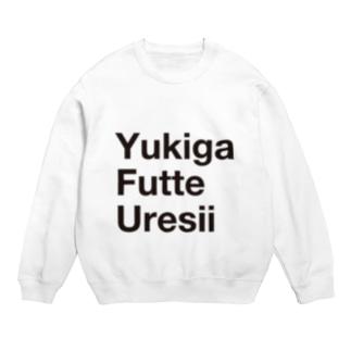 YFU(blk) スウェット
