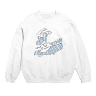 the great wave Sweats