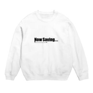 Now Saving_white Sweats