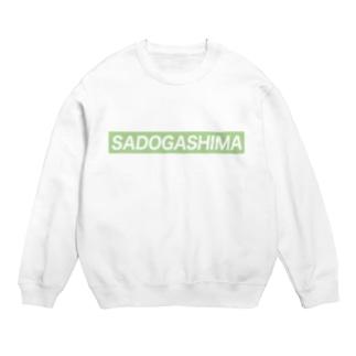 佐渡ヶ島sadogashimaライン Sweats