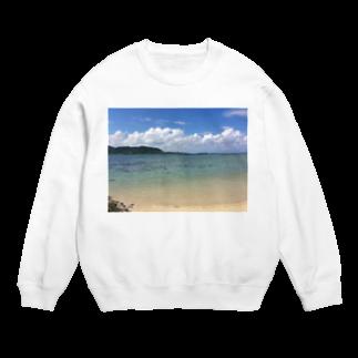 Shop Of Futureの竹富島の海 Sweats