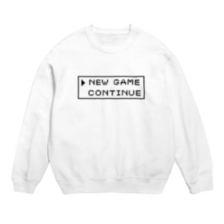 レトロゲームシリーズ new game Sweats